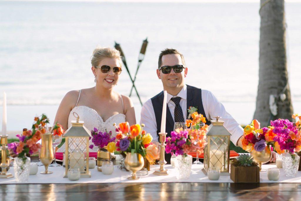 mexico wedding venue designer flowers tables decorations bucerias