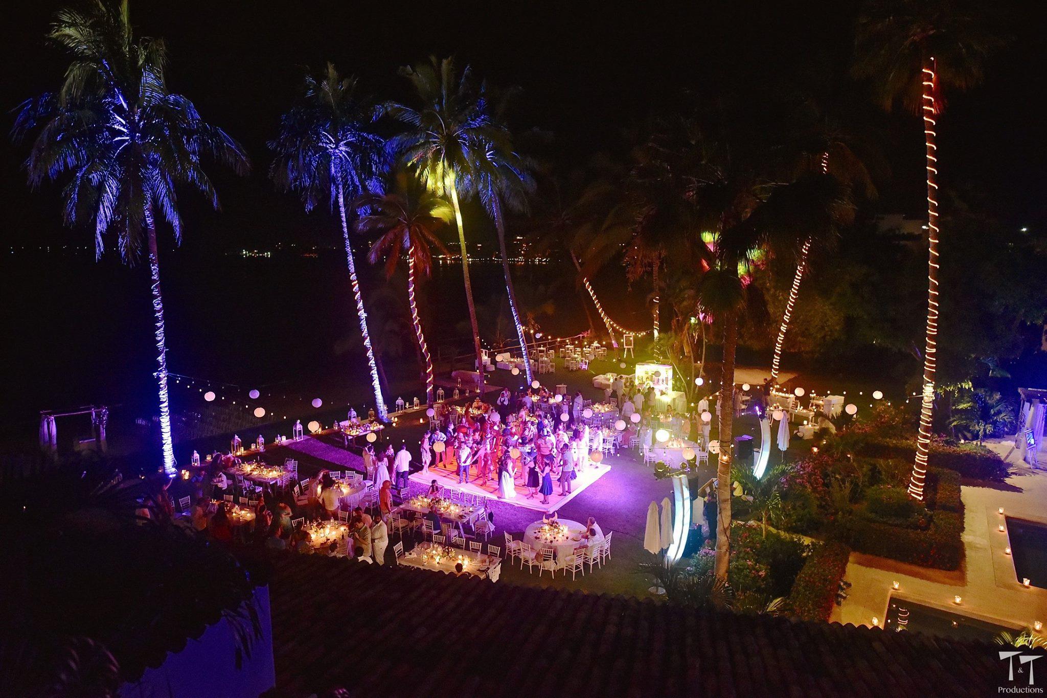 sayulita punta mita bucearais wedding venue large weddings welcome wedding planners