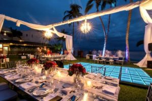 Lighitng structure is key for high quality weddings