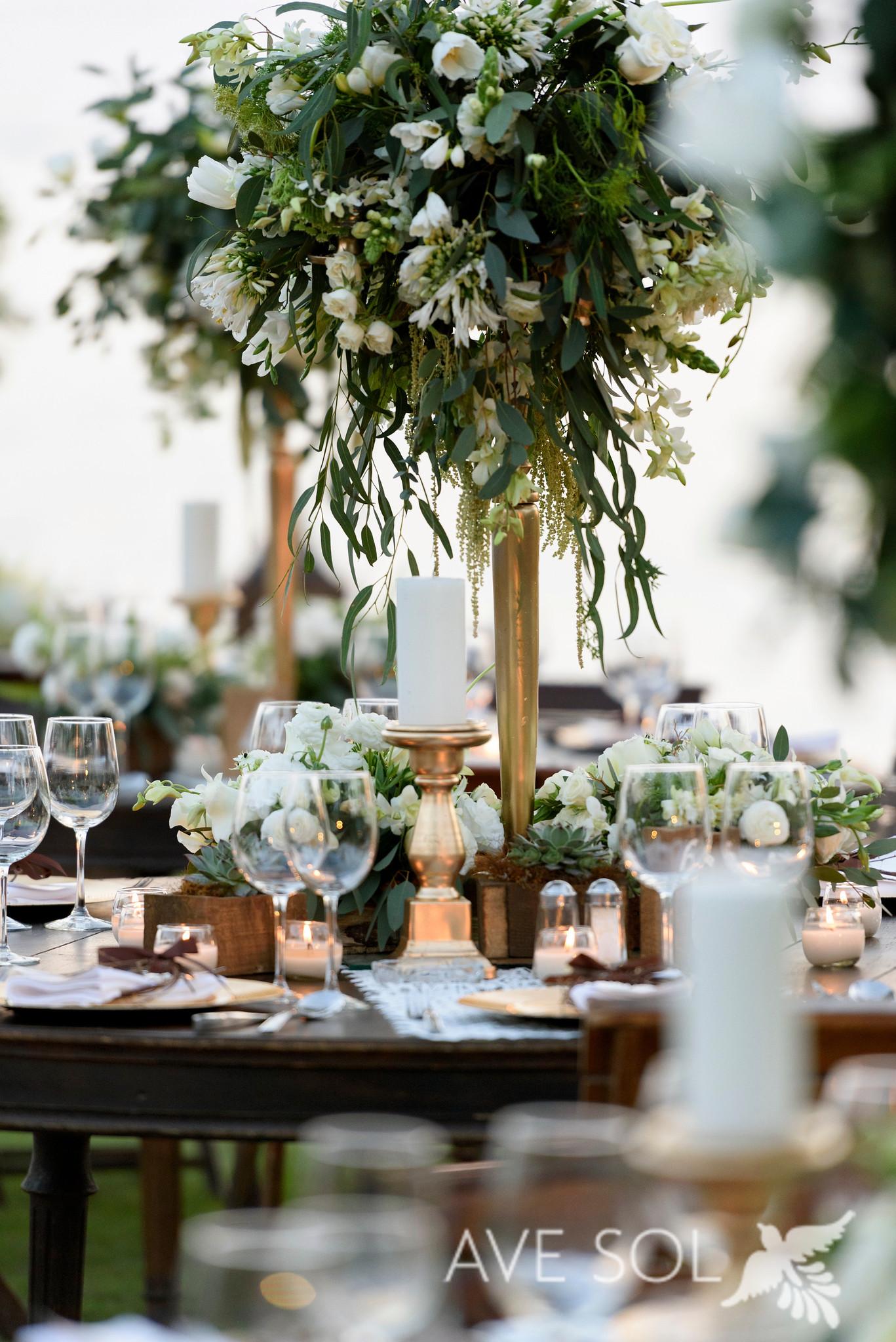 tables martoca beach weddings punta mita sayulita bucerias mexico venues