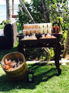 wedding catering Vallarta-Nayarit Mexico